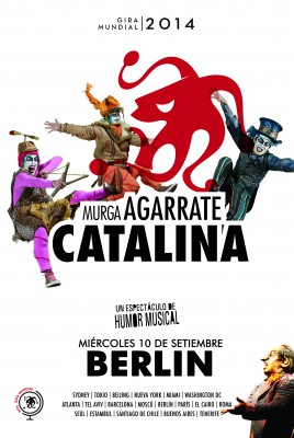 Murga Agarrate Catalina